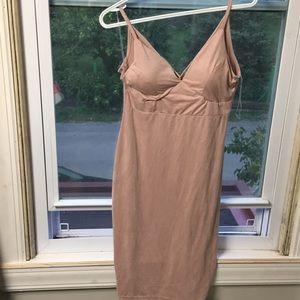 Pink Velvet Dress M